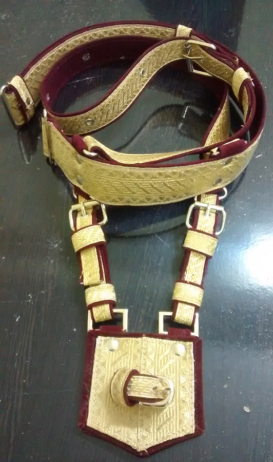 Golden Cross Belt (Child)