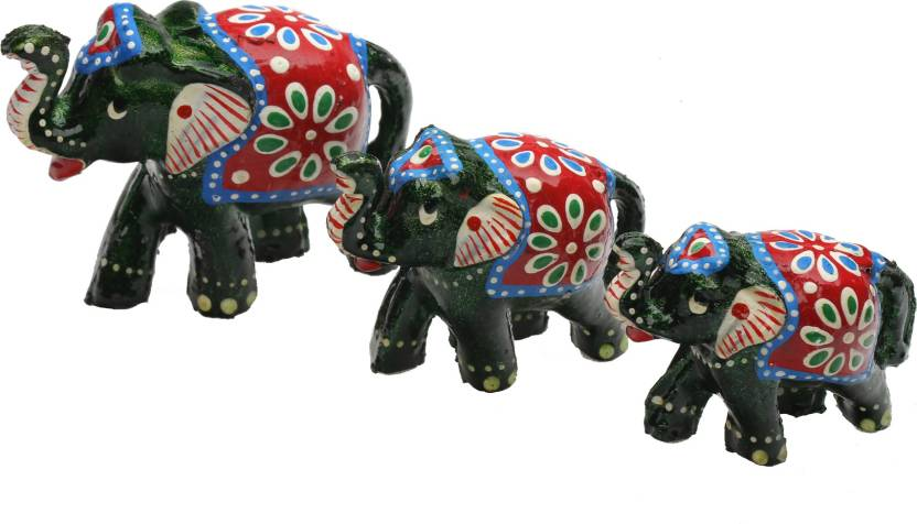 Rajasthani Elephant Showpiece