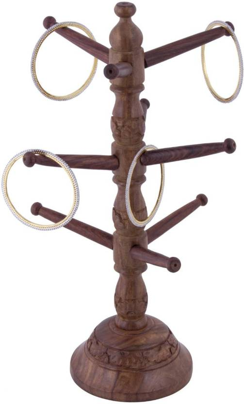 Rajasthani Wooden Bangle Holder