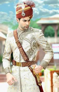 04bdd19386 Rajasthani Groom Belts (Kamarbandh) are wear on sherwani by groom in  marriage. They are available in different color and styles.